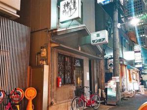オープンおめでとうございます♪ 梅田お初天神 大人の神戸牛焼肉様