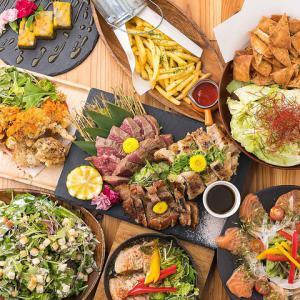 8月1日に梅田に「野菜巻き串×炙り肉寿司 木乃葉 CO‐NO‐HA 梅田店」様がオープンされました♪♪